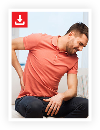 Man With Back Pain | Physical Therapy
