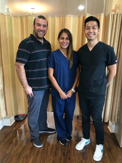 Drs. Roig, Pineda, and De Lara