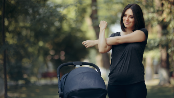 How Physiotherapy Helps Post-pregnancy