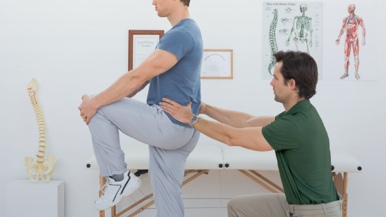 """Maybe you are one of those people who has always wondered if you should go to a chiropractor. Your friends have been going for years. They simply declare that they are going for an adjustment and the next day they are declaring that they feel """"so much better!"""" Now that the pain in your back is bothering you more than ever, you wonder if a chiropractor can help you too. What is an adjustment? Does it hurt? First of all, you should be aware that at SOCC, we don't normally do adjustments on the first visit, as that is the time for us to look at x-rays, make an examination, answer your questions, and come up with a plan of action. As South Orange Chiropractic Center's Dr. Stephen Levine explains, """"There are 24 movable segments in your spine. They control the information highway that goes from your brain to every cell tissue organ and system in your body. Any interference in that system is called a subluxation."""""""